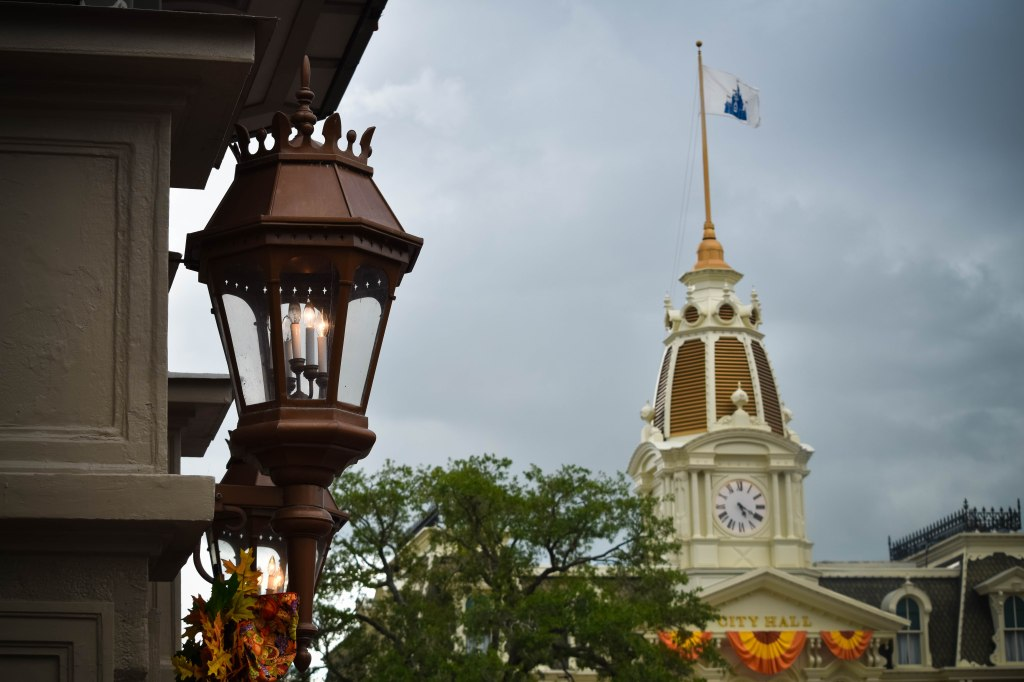 Main Street USA, Disney Parks, Orlando, FL by Hannah Stuart, 2017