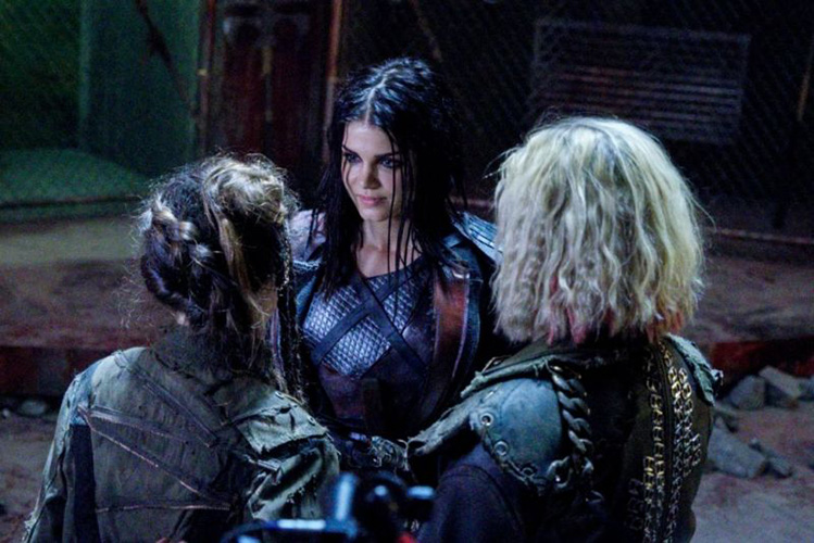 Narrative Tension, Or: The 100 Needs to Slow Down by Hannah Stuart via Fangirlish