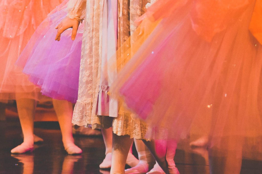 Waltz of the Flowers, Massari-Wood Dance's The Nutcracker by Hannah Stuart, 2016