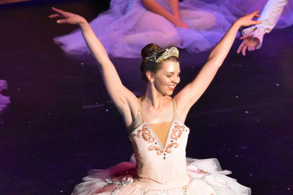 The Sugarplum Fairy, Massari-Wood Dance's The Nutcracker by Hannah Stuart, 2017